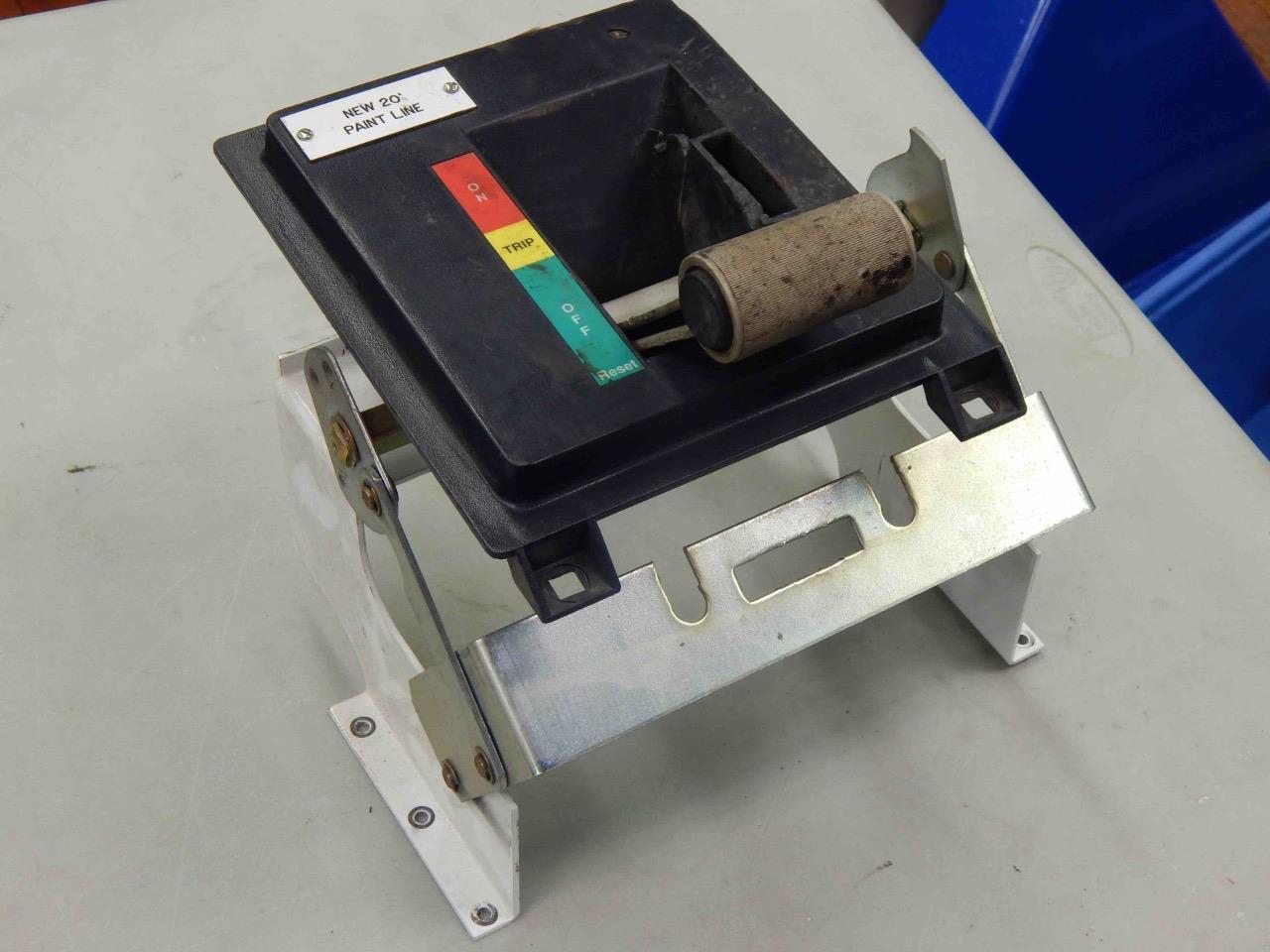 144 Westinghouse On Off Circuit Breaker Switch Operator Handle Labels Ebay Mc Sales Llc