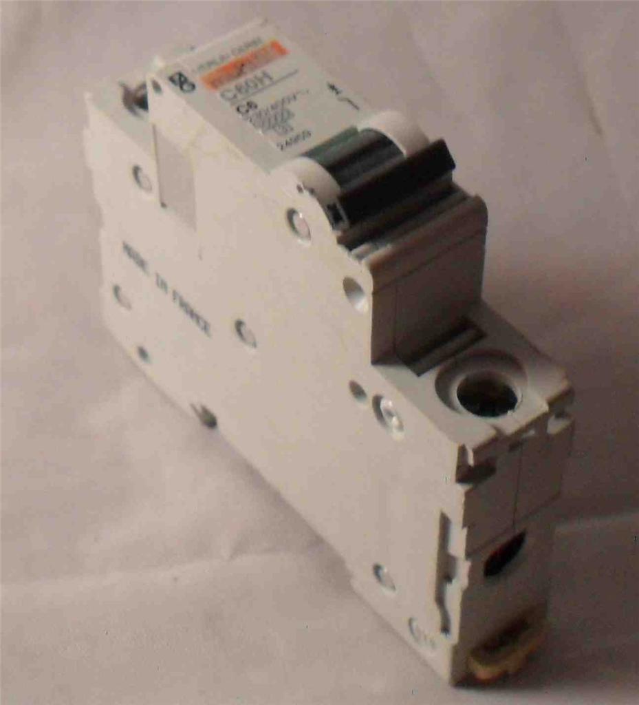 Merlin Gerin Mg 24959 1 Pole Miniature Circuit Breaker 230 Breakers Images Photos