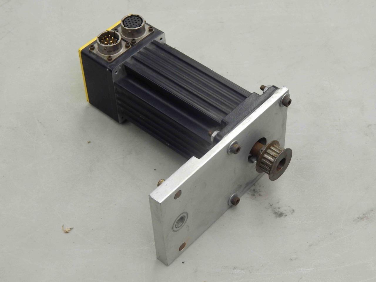 197 Parker Brushless Servo Motor  45Kw J0342FE-FMSN 030130191