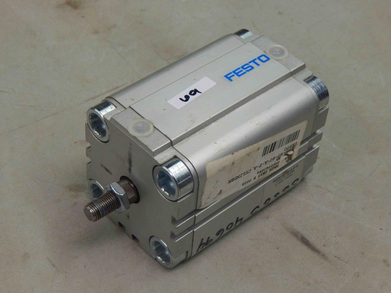 Festo ADVU-63-80-A-P-A 156653 Stroke 80mm, Bore 63mm ...