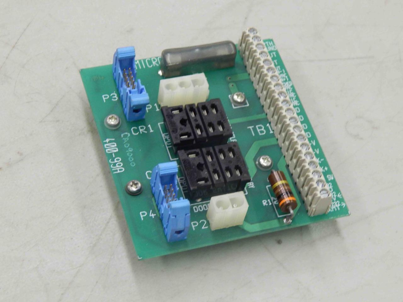 #953 Micro-Crane 400-99A Circuit Board Card Module