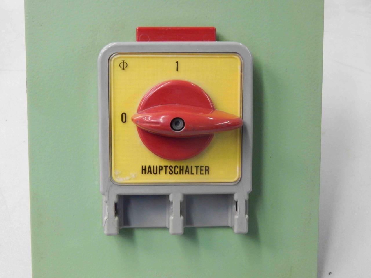 #74 Kraus & Naimer C125 Rotary Cam Selector Switch – MC ...