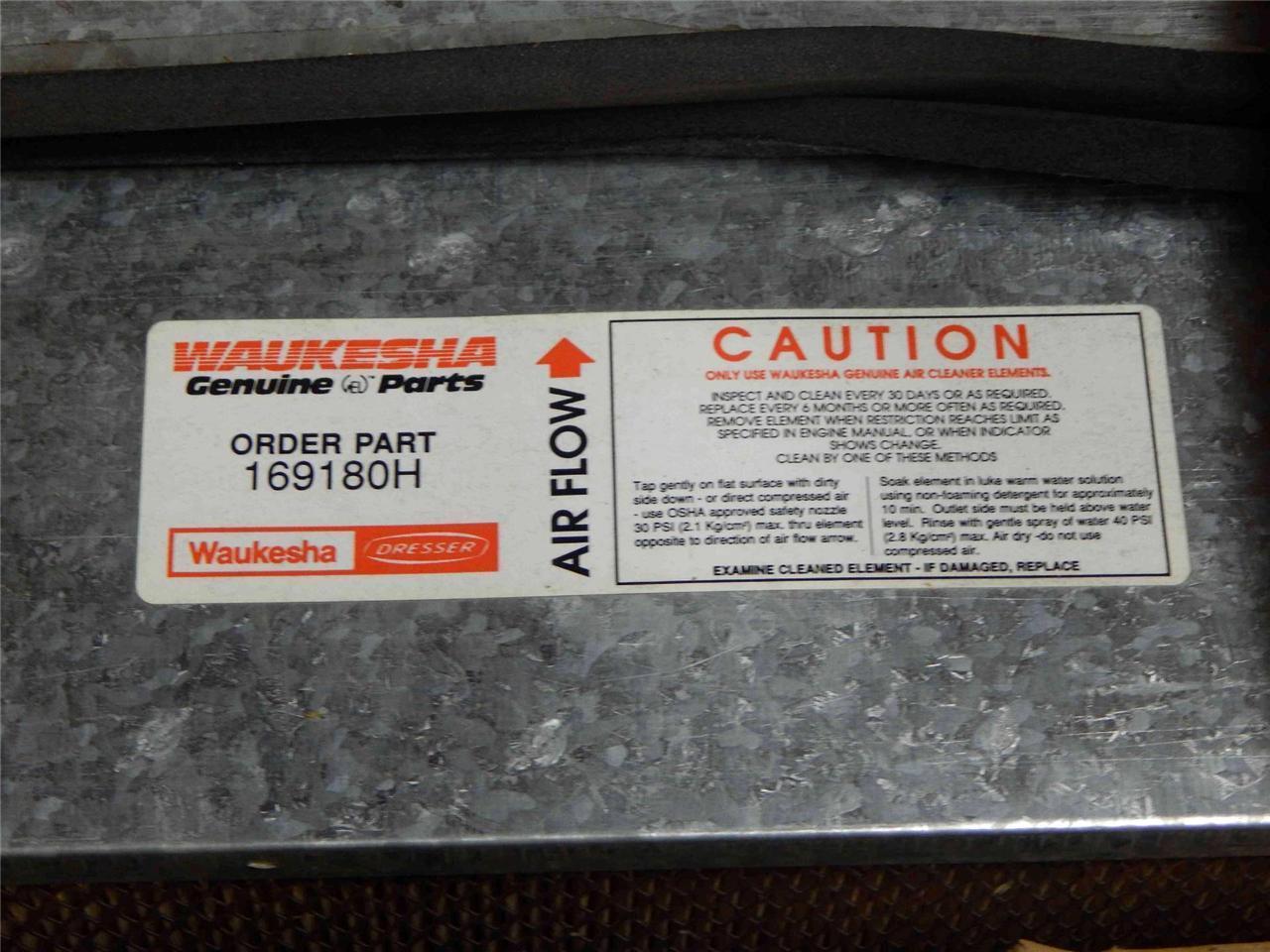 Waukesha Engine Dresser