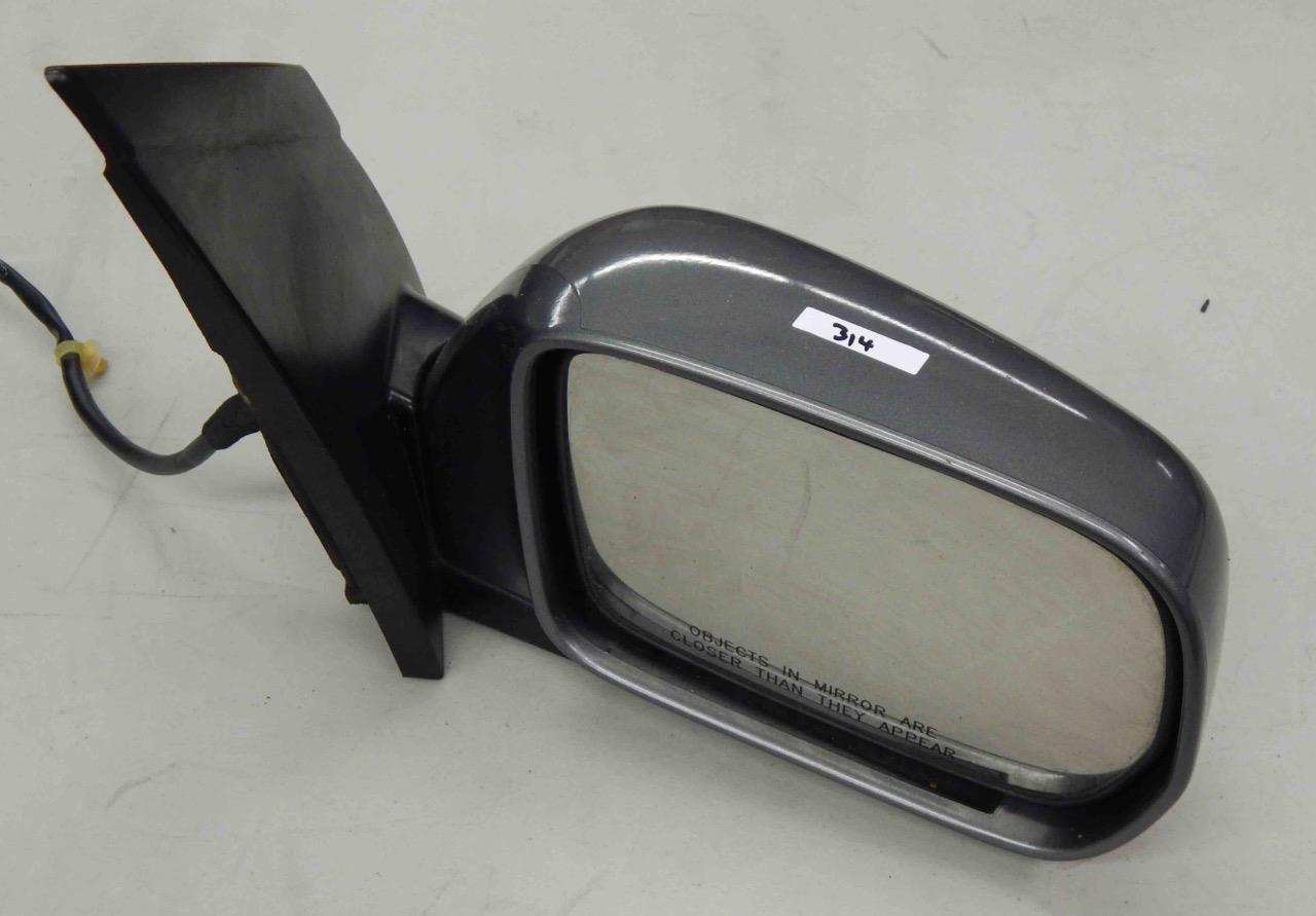 99 00 01 02 03 04 Odyssey Passenger Rear View Door Mirror Gray Used OEM