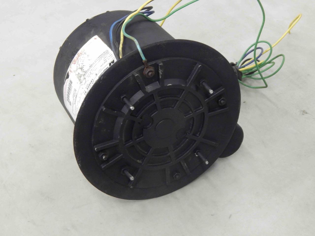 #2 Magnetek Century AC Motor 8-184523-01 1-HP 208-230V 1140-RPM Y56Y Fr 3-Ph